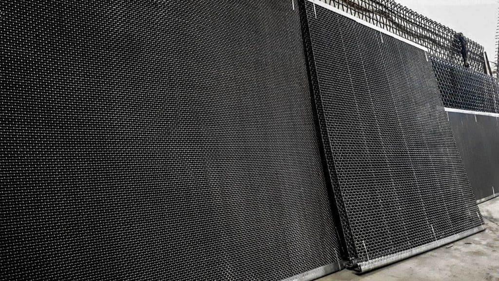 Jual Ayakan Batu Wire Mesh Untuk Vibrating Screen