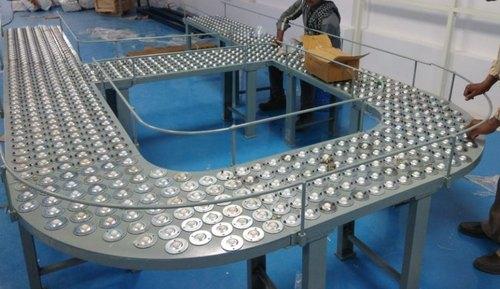 Ball Transfer Conveyor
