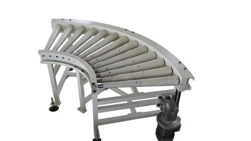 Curve Sections Roller Conveyor