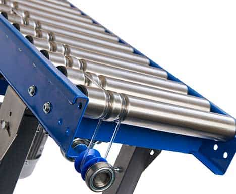 Lineshaft Roller Conveyor