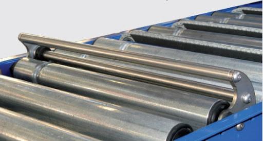 Stops Roller Conveyor