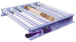 Zero Pressure Roller Conveyor