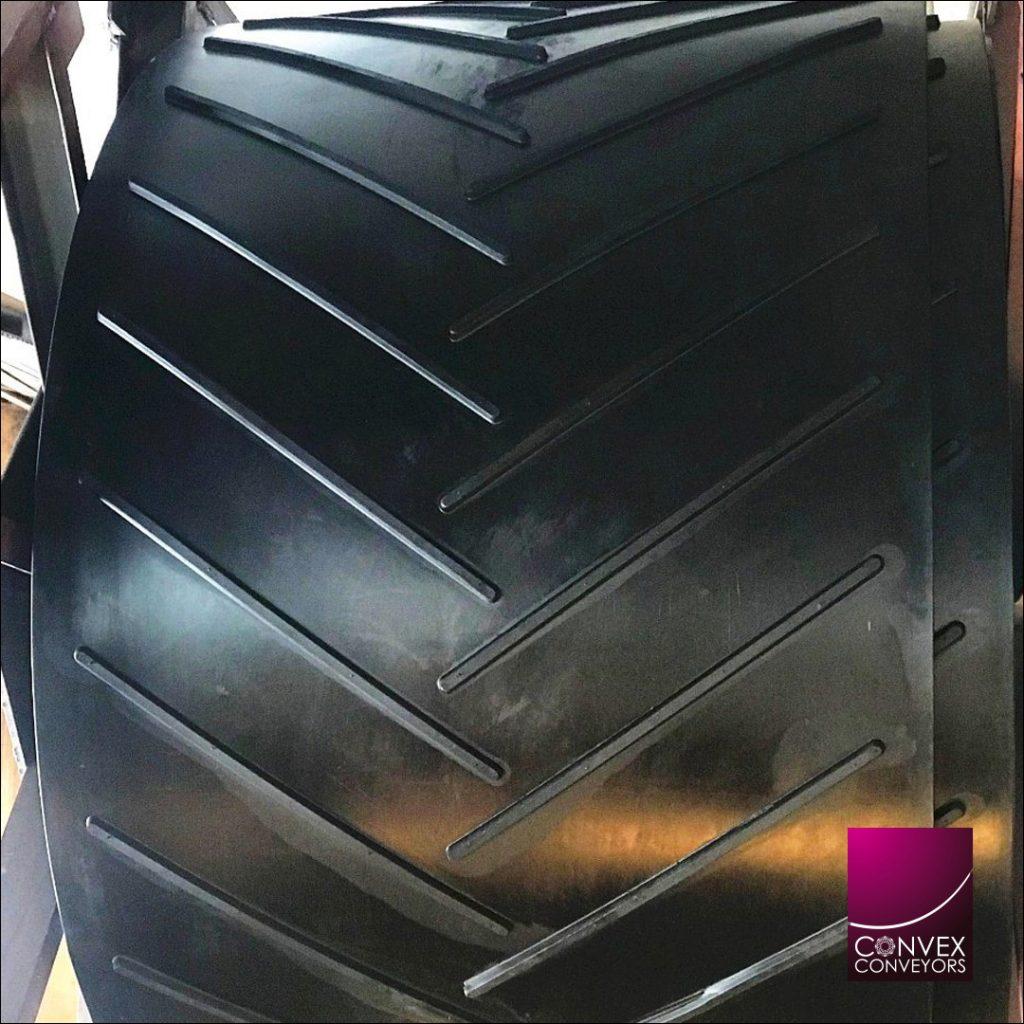 Belt Conveyor Sersan Tipe Cross Convex