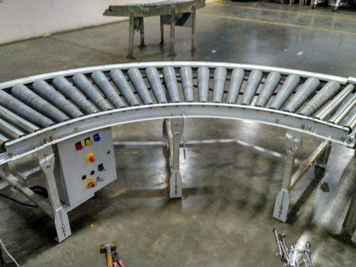 Roller Conveyor Melengkung