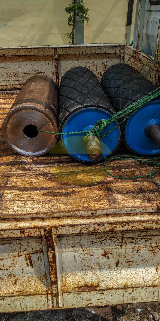 Tipe Pulley Drum Conveyor