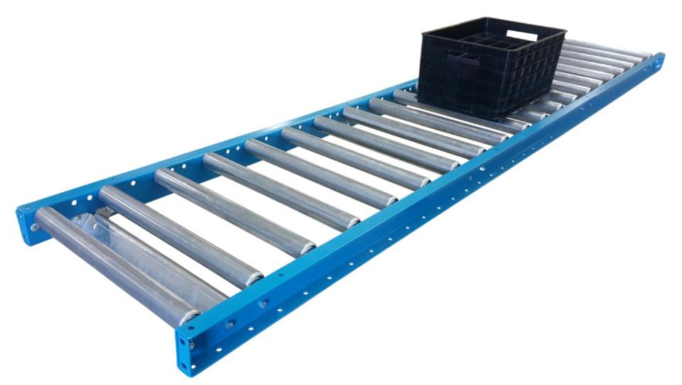 Roller Conveyor Sejajar Dengan Frame