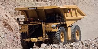 Alat Berat Dump Truck