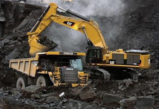 Alat Berat Excavator