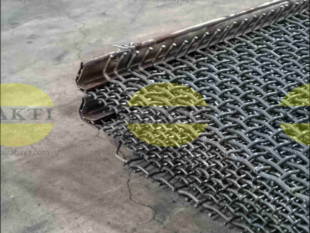 Fungsi Wiremesh Screen Ayakan Batu Pada Mesin Vibrating Screen