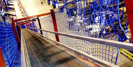 Jaring Pengaman Overhead Conveyor