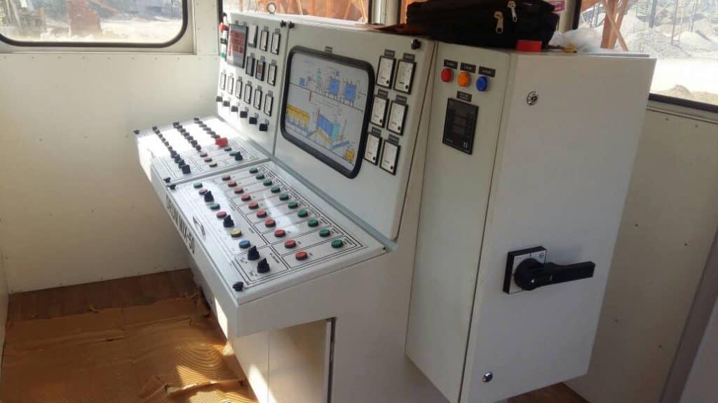 Control Cabin Unit