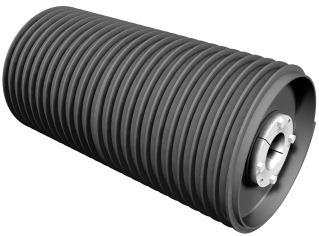 Spiral Pulley Drum Conveyor