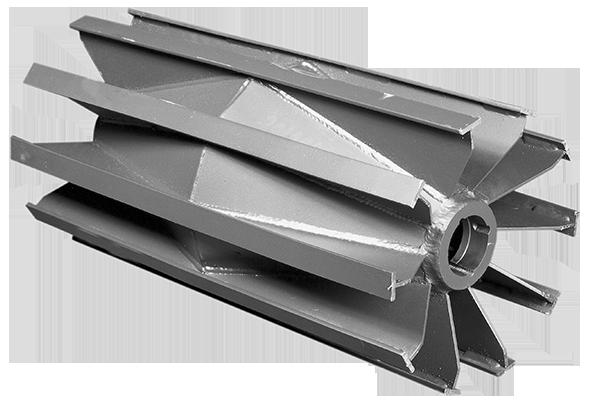 Wing Pulley Drum Conveyor