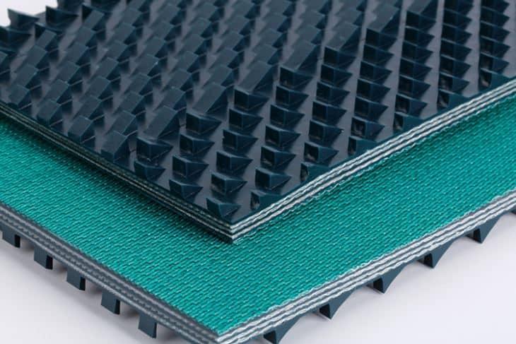 Pilihan Tipe PVC Belt Conveyor Makanan