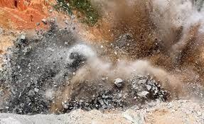 Proses Stone Blasting